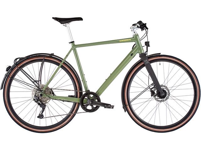 Orbea Carpe 10, green/black